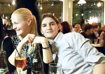 ČEKAJU BEBU Premijerka Srbije Ana Brnabić i njena partnerka uskoro postaju roditelji
