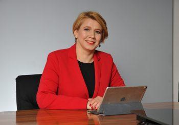 Anita Grabner, direktorica Ljudskih resursa u UniCredit Bank a.d. Banja Luka