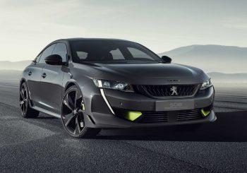 """DIZAJN ZA ČISTU PETICU: """"Peugeot 508 Sports Engineered"""" za samo 4,3 sekunde juri 100 km/h"""