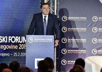 DODIK NA EKONOMSKOM FORUMU: Novca ima, ali su potrebni dobri projekti koji će ga privući u BiH i RS