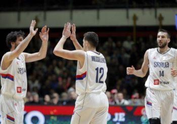 Srbija silovito ovjerila plasman na Svjetsko prvenstvo