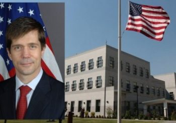 ERIK NELSON, AMBASADOR SAD U BIH: Pošaljite već jednom godišnji plan za NATO, odgađanje nema nikakvog smisla