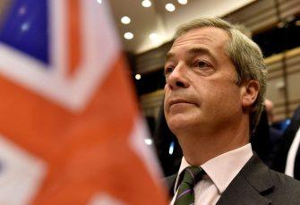 ZA SAMO 15 DANA: Novoosnovana Brexit partija već ima 100.000 članova, Faraž oduševljen