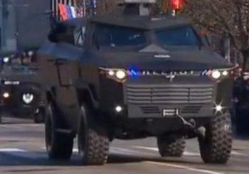 """DESPOT"": Kako je Srpska dobila prvo oklopno vozilo domaće proizvodnje VIDEO"
