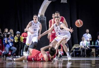PORAZ OD ESTONIJE: Srbija bez Svjetskog prvenstva ako ne pobijedi Izrael