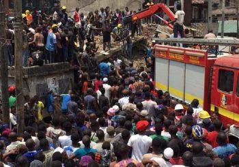 UŽAS U NIGERIJI: Srušila se zgrada osnovne škole, zatrpano više od 100 djece i odraslih VIDEO