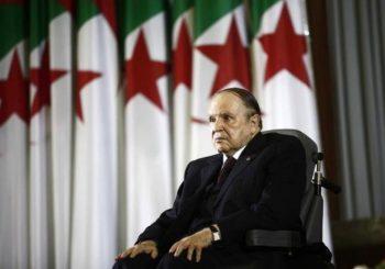 ODUSTAO OD PETOG MANDATA: Predsjednik Alžira najavio povlačenje, građani slave na ulicama