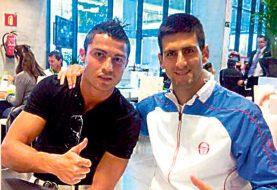 IZAZOV: Đoković izveo fudbalsku majstoriju, čeka da Ronaldo reaguje VIDEO
