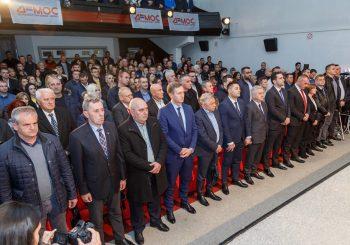 PALE: Miroslav Simović izabran za predsjednika Opštinskog odbora DEMOS-a