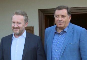DODIK: Bakir i SDA namjerno opstruišu formiranje novog Savjeta ministara, žele reakciju stranaca