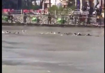 IRAK: Potonuo trajekt na rijeci Tigar, najmanje 70 mrtvih i 30 nestalih
