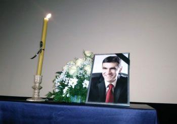 Održana komemoracija povodom smrti Zdravka Krsmanovića