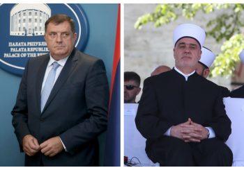 DODIK PISAO REISU: Institucije RS čine sve da muslimanima omoguće sigurnost, nema smisla lažima širiti nemir