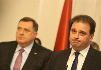 STRPLJEN - SPASEN: Sastanak Dodika, Borenovića i Govedarice pomjeren za utorak