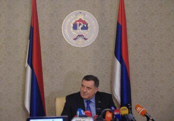 DODIK: Ostaće i opstaće ime i Srpska, bez obzira na to šta Bošnjaci misle