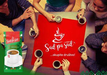 Bosanska kafa dobila svoju instant verziju: Vispak predstavio novu Zlatnu džezvu – Sad pa sad