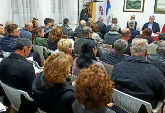 BROD: Izabran Opštinski odbor DEMOS-a, predsjednik Vid Ivanović