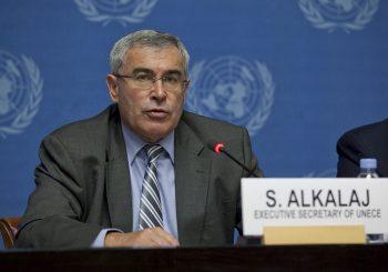 POVRATAK: Svena Alkalaja, bivšeg ministra spoljnih poslova BiH, Željko Komšić predložio za šefa misije u UN