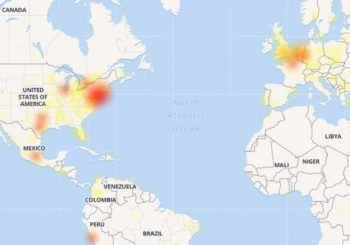 PAD SISTEMA: Veliki broj korisnika u Evropi i SAD bez Fejsbuka i Instagrama