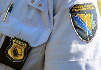 Uhapšeno pet službenika Granične policije BiH
