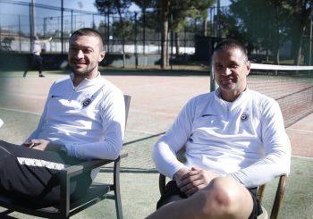 POTRES U PARTIZANU: Trener Mirković podnio ostavku, otišao i sportski direktor Iliev