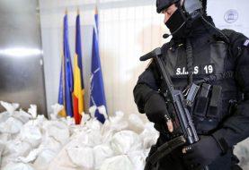 U ČAMCU NA DUNAVU: Rumuni zaplijenili tonu kokaina vrijednog 300 miliona evra, uhapšena i dva Srbina