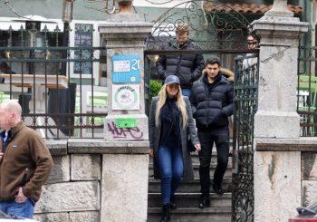 ODMOR: Trampova kćerka Tifani sa momkom u Srbiji, ostaje 11 dana