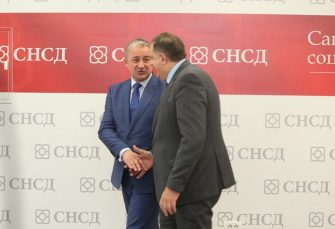 SASTANAK SNSD - PDP: Dodik nudio Borenoviću mjesto u Savjetu ministara, on odbio