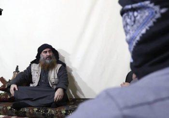 """Lider """"Islamske države"""" na videu prvi put poslije pet godina, priznao poraz, ali i najavio osvetu"""