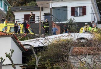 PORTUGALIJA: Na ostrvu Madeira prevrnuo se autobus, najmanje 28 mrtvih VIDEO