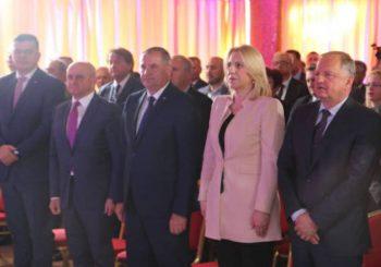 JUBILEJ: Cvijanovićeva i Višković na prijemu povodom 15 godina postojanja Unije udruženja poslodavaca RS