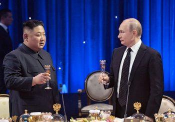 SASTANAK: Putin i Kim Jong Un u Vladivostoku, ruski lider ga nazvao zanimljivim i sadržajnim sagovornikom