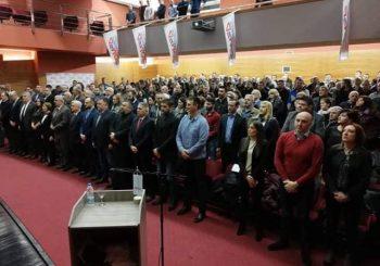 DEMOS: Čubrilović na osnivačkoj skupštini u Kostajnici, Mijić predsjednik OO