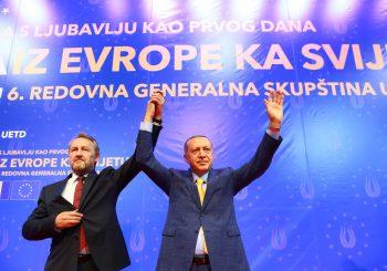 Sultani bez prijestonica: Izetbegović izgubio Sarajevo, a Erdogan Istanbul