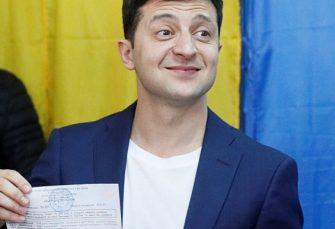 KOMIČAR NA ČELU DRŽAVE: Zelenski pobijedio u drugom krugu izbora