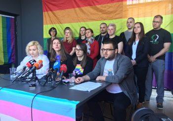 ANKETA: Policijska akademija u Sarajevu na FB pita građane - da li MUP treba da brani ili privodi učesnike gej parade?