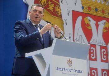 DODIK: Beznačajne kritike na račun mog govora u Beogradu
