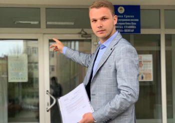 Draško Stanivuković podnosi krivičnu prijavu protiv Vojina Pavlovića, u subotu ide na protest u Bratuncu