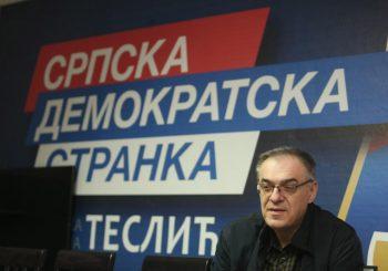 MILIČEVIĆ: Podržavam Klub odbornika SDS-a, ni ja neću dolaziti na sjednice SO Teslić do kraja mandata