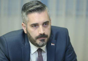 RAJČEVIĆ: SNSD nudi dugoročnu viziju Srpske, a opozicija isprazne parole
