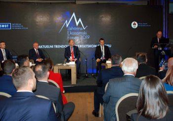 """""""JAHORINA EKONOMSKI FORUM"""": Održan panel o aktuelnim trendovima u energetskom sektoru"""