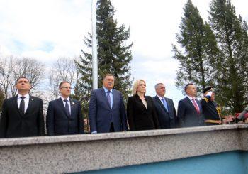 OBILJEŽEN DAN POLICIJE RS: Vrh Srpske na svečanosti u Centru za obuku u Zalužanima