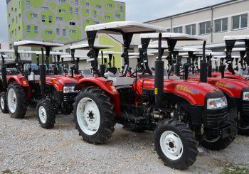 """AKCIJA """"FARMER"""": Šest uhapšenih u FBiH, terete se za nezakonitosti sa 96 doniranih traktora iz Kine"""