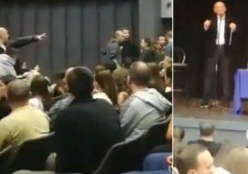 DOVIKIVALI MU DA JE ZLOČINAC: U Zagrebu prekinuto predavanje Darija Kordića o vjeri