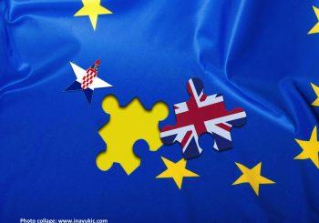 Hrvati jedva ušli u EU, Englezi već na izlazu
