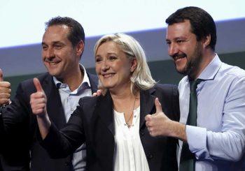 MARIN LE PEN: Ja, Salvini i Štrahe nudimo novi sklad između 500 miliona Evropljana