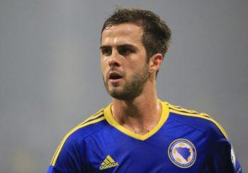 ODLUKA UEFA: Pjanić kažnjen sa dvije utakmice, ne igra protiv Italije