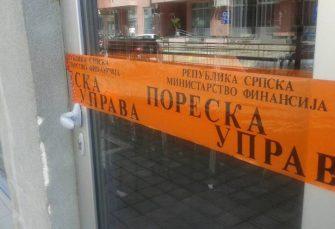 NA 15 DANA: Zbog neizdavanja fiskalnih računa, Poreska uprava zatvorila lokal sina ministra Kasipovića