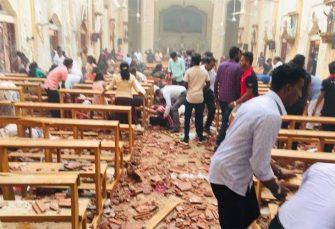 ŠRI LANKA: U bombaškim napadima na crkve i hotele više od 100 mrtvih