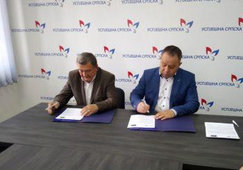 DOGOVOR: Uspješna Srpska Zlatka Maksimovića i Prva SDS zajedno na budućim izborima